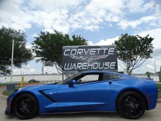 2014 Chevrolet Corvette Stingray Coupe Z51, 3LT, NAV, NPP, NPP, FE4, Blk Alloys 29k | Dallas, Texas | Corvette Warehouse  in Dallas Texas