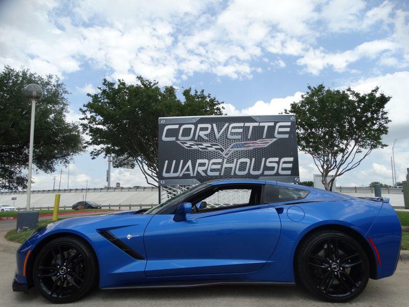 2014 Chevrolet Corvette Stingray Coupe Z51, 3LT, NAV, NPP, NPP, FE4, Blk Alloys 29k | Dallas, Texas | Corvette Warehouse