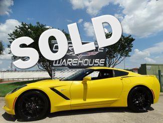 2014 Chevrolet Corvette Stingray Coupe Z51, 3LT, NAV, Comp Seats, Black Alloys 31k!   Dallas, Texas   Corvette Warehouse  in Dallas Texas