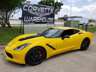2014 Chevrolet Corvette Stingray Coupe Z51, 2LT, FE4, NAV, NPP, Black Alloys 9k! | Dallas, Texas | Corvette Warehouse  in Dallas Texas