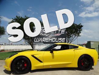 2014 Chevrolet Corvette Stingray Coupe Z51, 2LT, FE4, NAV, NPP, Black Alloys 9k! | Dallas, Texas | Corvette Warehouse  in Dallas Texas