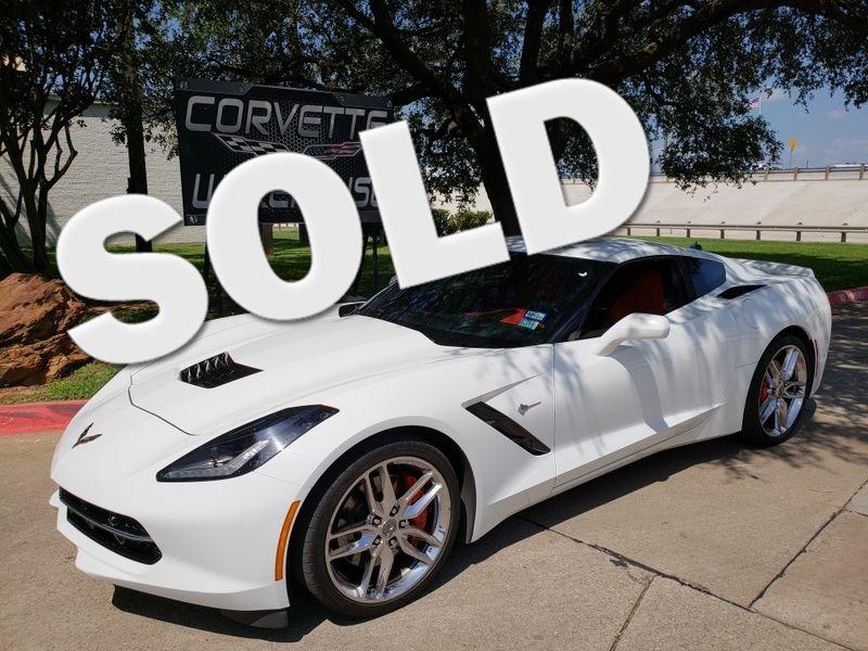 2014 Chevrolet Corvette Stingray Coupe Z51, 3LT, NAV, FE4, Chromes, 58k!   Dallas, Texas   Corvette Warehouse