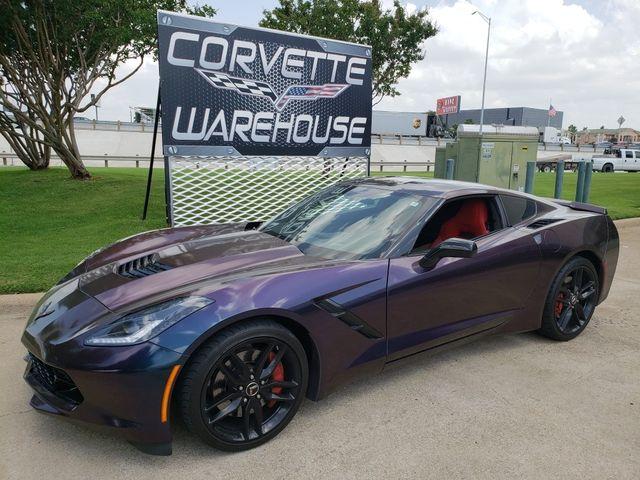 2014 Chevrolet Corvette Stingray Coupe Z51, 2LT, NAV, NPP, FE4, Black Alloys 28k!   Dallas, Texas   Corvette Warehouse  in Dallas Texas