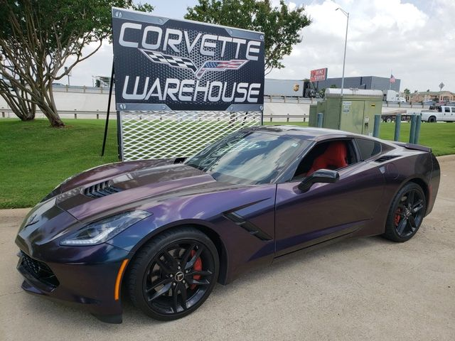 2014 Chevrolet Corvette Stingray Coupe Z51, 2LT, NAV, NPP, FE4, Black Alloys 28k! | Dallas, Texas | Corvette Warehouse  in Dallas Texas