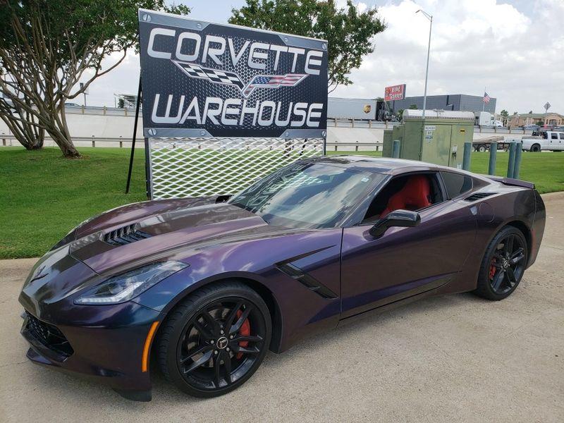 2014 Chevrolet Corvette Stingray Coupe Z51, 2LT, NAV, NPP, FE4, Black Alloys 28k! | Dallas, Texas | Corvette Warehouse