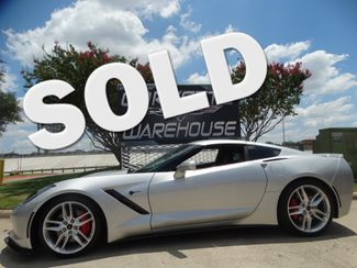 2014 Chevrolet Corvette Stingray Coupe Z51, 2LT, 7 Speed, Mylink, Alloys, NICE! | Dallas, Texas | Corvette Warehouse  in Dallas Texas