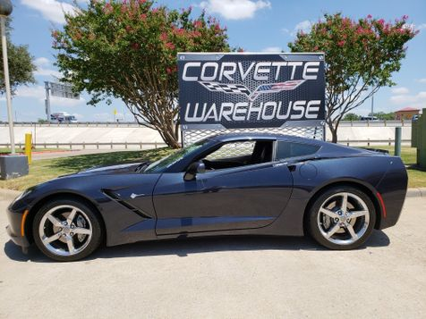 2014 Chevrolet Corvette Stingray Coupe 2LT, Auto, Mylink, Chrome Wheels, Only 31k!   Dallas, Texas   Corvette Warehouse  in Dallas, Texas