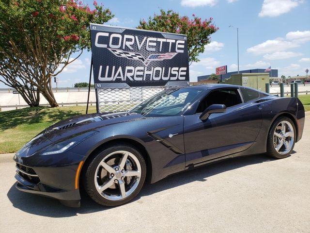 2014 Chevrolet Corvette Stingray Coupe 2LT, Auto, Mylink, Chrome Wheels, Only 31k! | Dallas, Texas | Corvette Warehouse  in Dallas Texas