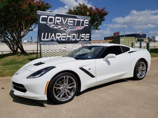 2014 Chevrolet Corvette Stingray Coupe Z51 1LT, 7-Speed Manual, NPP, Chromes 6k! | Dallas, Texas | Corvette Warehouse  in Dallas Texas