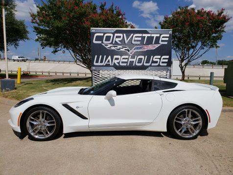 2014 Chevrolet Corvette Stingray Coupe Z51 1LT, 7-Speed Manual, NPP, Chromes 6k! | Dallas, Texas | Corvette Warehouse  in Dallas, Texas