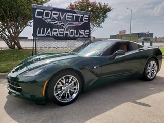 2014 Chevrolet Corvette Stingray 3LT, 7 Speed, NPP, NAV, 1/357 Produced! 33k! | Dallas, Texas | Corvette Warehouse  in Dallas Texas