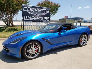 2014 Chevrolet Corvette Stingray Convertible Z51, 3LT, NAV, NPP, Chromes 14k! | Dallas, Texas | Corvette Warehouse  in Dallas Texas