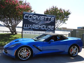 2014 Chevrolet Corvette Stingray Convertible Z51, 3LT, NAV, NPP, Chromes 15k! | Dallas, Texas | Corvette Warehouse  in Dallas Texas