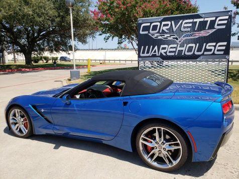 2014 Chevrolet Corvette Stingray Convertible Z51, 3LT, NAV, NPP, Chromes 14k! | Dallas, Texas | Corvette Warehouse  in Dallas, Texas