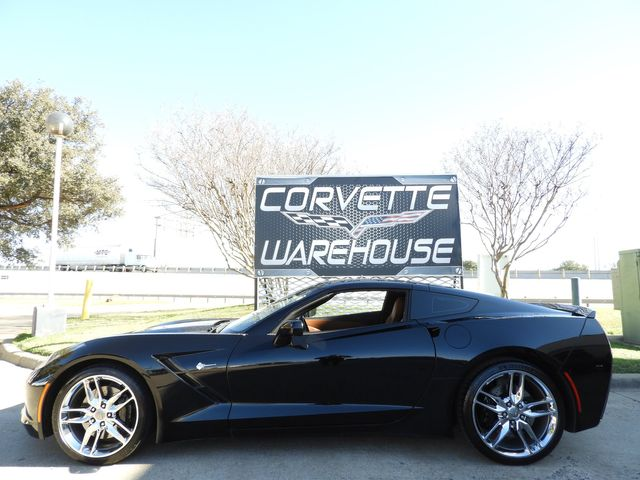 2014 Chevrolet Corvette Stingray Coupe Z51, 3LT, NAV, FE4, NPP, Chromes 58k! | Dallas, Texas | Corvette Warehouse  in Dallas Texas