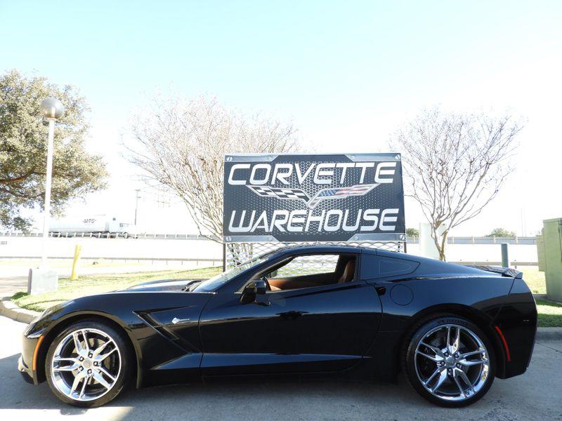2014 Chevrolet Corvette Stingray Coupe Z51, 3LT, NAV, FE4, NPP, Chromes 58k! | Dallas, Texas | Corvette Warehouse