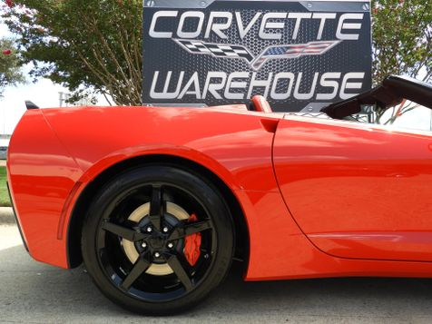 2014 Chevrolet Corvette Stingray Convertible 3LT, NAV, Black Alloys, Only 12k! | Dallas, Texas | Corvette Warehouse  in Dallas, Texas