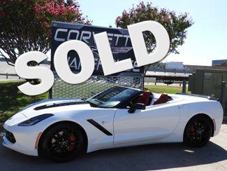 2014 Chevrolet Corvette Stingray Convertible Z51, 3LT, NAV, NPP, 7 Speed, 12k! | Dallas, Texas | Corvette Warehouse  in Dallas Texas