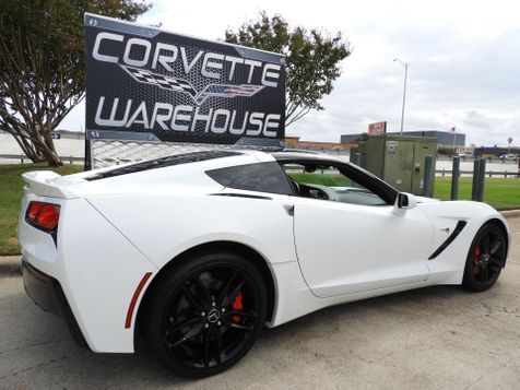 2014 Chevrolet Corvette Stingray Coupe Z51, 2LT, FE4, NPP, NAV, Auto, Black Wheels! | Dallas, Texas | Corvette Warehouse  in Dallas, Texas