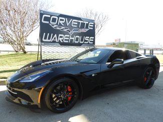 2014 Chevrolet Corvette Stingray Coupe Z51, 2LT, FE4, NAV, Auto, Black Alloys 13k in Dallas, Texas 75220