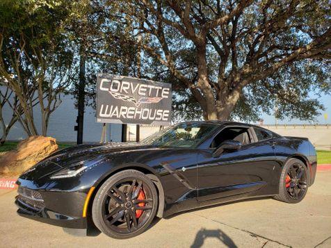 2014 Chevrolet Corvette Stingray Coupe Z51, 2LT, FE4, NAV, Auto, Black Alloys 13k!  | Dallas, Texas | Corvette Warehouse  in Dallas, Texas