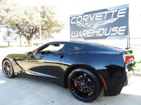 2014 Chevrolet Corvette Stingray Coupe Z51, 2LT, FE4, NAV, Auto, Black Alloys 13k!  | Dallas, Texas | Corvette Warehouse  in Dallas, Texas