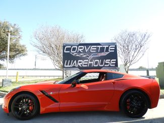 2014 Chevrolet Corvette Stingray Coupe Z51, 2LT, 7 Speed, NPP, Black Alloys 38k! | Dallas, Texas | Corvette Warehouse  in Dallas Texas