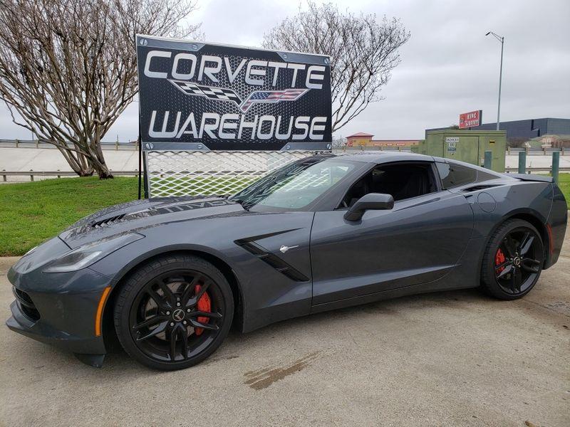 2014 Chevrolet Corvette Stingray Coupe Z51, 2LT, 7 Speed, NAV, NPP, 30k! | Dallas, Texas | Corvette Warehouse