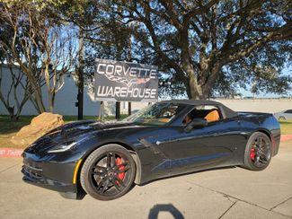 2014 Chevrolet Corvette Stingray Convertible Z51, 3LT, NAV, NPP, FE4, Only 41k! | Dallas, Texas | Corvette Warehouse  in Dallas Texas
