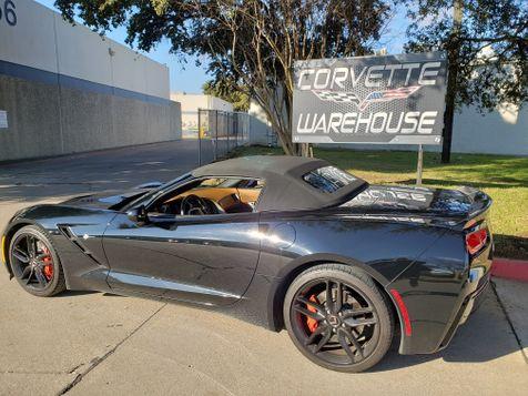 2014 Chevrolet Corvette Stingray Convertible Z51, 3LT, NAV, NPP, FE4, Only 41k!   Dallas, Texas   Corvette Warehouse  in Dallas, Texas