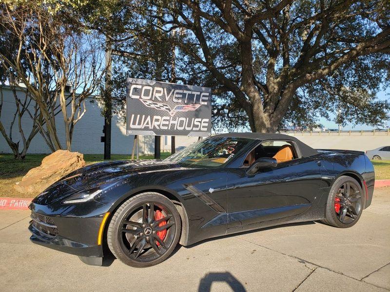 2014 Chevrolet Corvette Stingray Convertible Z51, 3LT, NAV, NPP, FE4, Only 41k!   Dallas, Texas   Corvette Warehouse