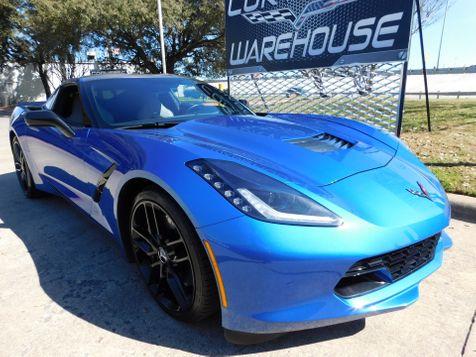 2014 Chevrolet Corvette Stingray Coupe Z51, 2LT, NAV, FE4, Black Alloys 12k! | Dallas, Texas | Corvette Warehouse  in Dallas, Texas