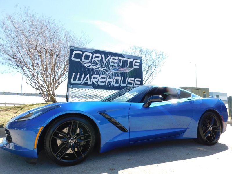 2014 Chevrolet Corvette Stingray Coupe Z51, 2LT, NAV, FE4, Black Alloys 12k! | Dallas, Texas | Corvette Warehouse