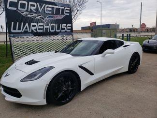 2014 Chevrolet Corvette Stingray Coupe AE4 Comp Seats, 7 Speed, Black Alloys 39k! | Dallas, Texas | Corvette Warehouse  in Dallas Texas
