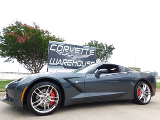 2014 Chevrolet Corvette Stingray Coupe Z51, 3LT, NAV, NPP, 7 Speed, Chromes, 7k in Dallas, Texas 75220