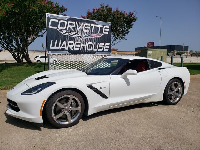 2014 Chevrolet Corvette Stingray Coupe 2LT, Auto, Mylink, CD Player, Chromes 95k in Dallas, Texas 75220