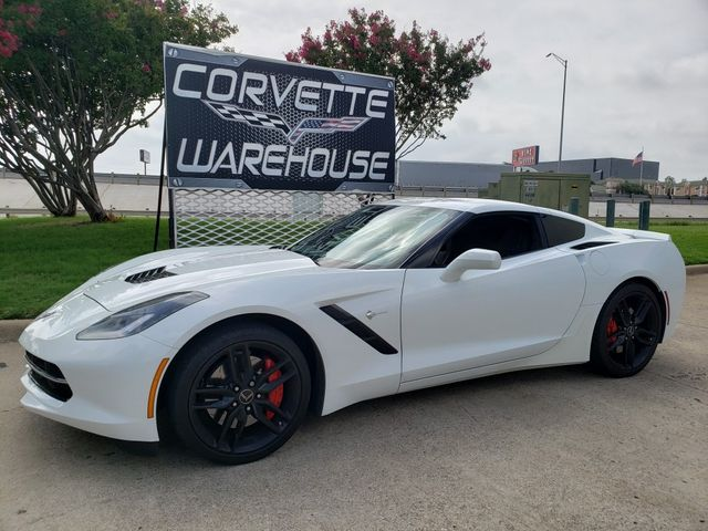 2014 Chevrolet Corvette Stingray Coupe Z51, 2LT, NPP, Mylink, Only 17k in Dallas, Texas 75220