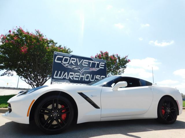 2014 Chevrolet Corvette Stingray Coupe Z51, 2LT, NPP, Mylink, Only 17k in Dallas, Texas 75220