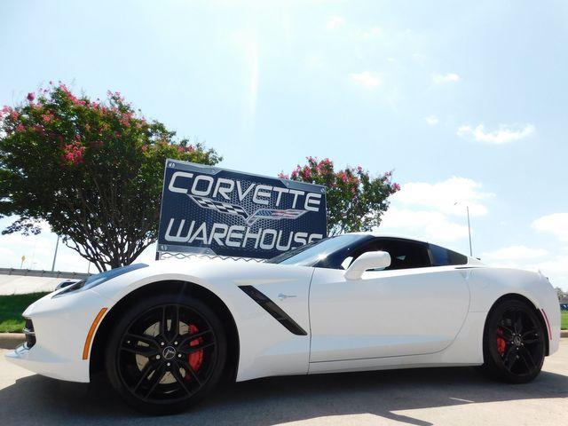 2014 Chevrolet Corvette Stingray Coupe Z51, 2LT, NPP, Mylink, Only 17k