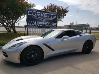 2014 Chevrolet Corvette Stingray Coupe Auto, Black Alloys, NICE, Only 86k in Dallas, Texas 75220