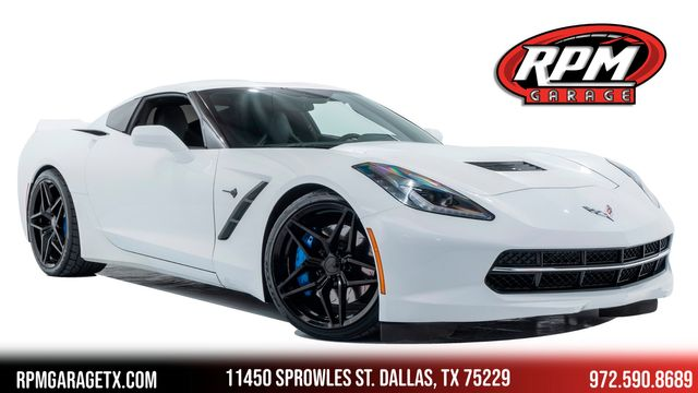2014 Chevrolet Corvette Stingray Z51 2LT CompSeats, Procharged 700hp+ with Upgrades