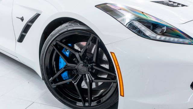 2014 Chevrolet Corvette Stingray Z51 2LT CompSeats, Procharged 700hp+ with Upgrades in Dallas, TX 75229