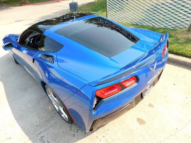2014 Chevrolet Corvette Stingray Coupe Z51, 3LT, Premiere Edt, FE4, NAV, NPP, 36k in Dallas, Texas 75220