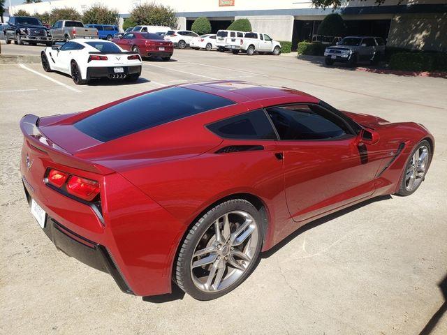 2014 Chevrolet Corvette Stingray Coupe Z51, 3LT, FE4, NAV, NPP, Chromes 27k in Dallas, Texas 75220