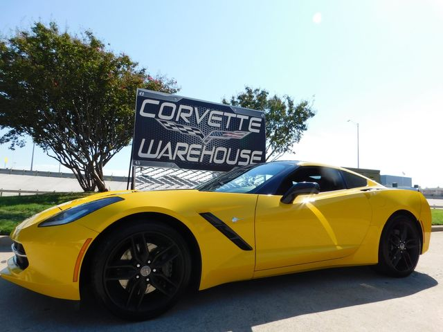 2014 Chevrolet Corvette Stingray Coupe Z51, 3LT, FE4, NAV, NPP, Only 18k in Dallas, Texas 75220