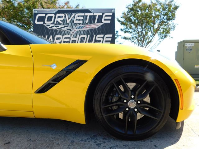 2014 Chevrolet Corvette Stingray Coupe Z51, 3LT, FE4, NAV, NPP, Only 18k in Dallas, Texas 75220