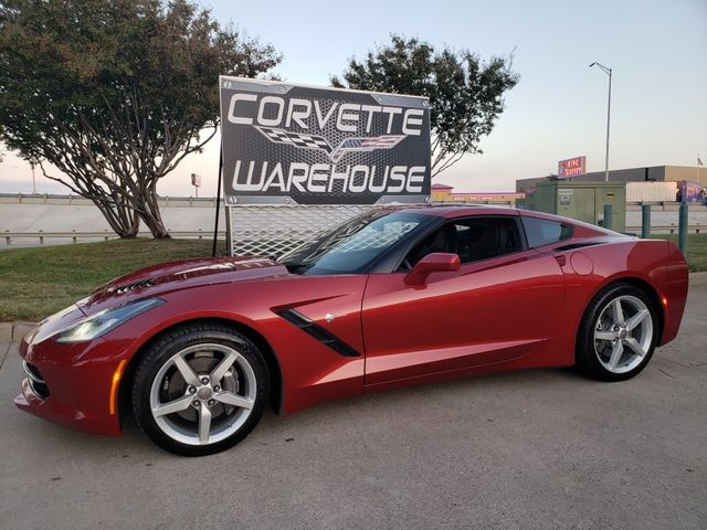 2014 Chevrolet Corvette Stingray Coupe 2LT, NAV, Auto, Alloys, NICE