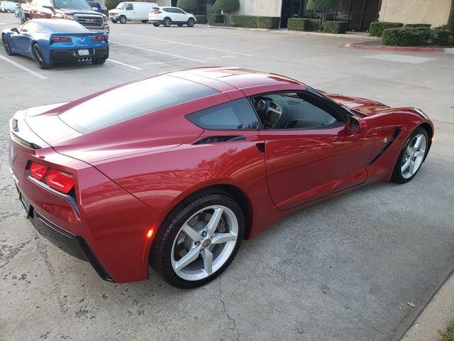 2014 Chevrolet Corvette Stingray Coupe 2LT, NAV, Auto, Alloys, NICE in Dallas, Texas 75220