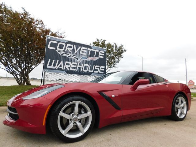 2014 Chevrolet Corvette Stingray Coupe 2LT, NAV, Auto, Alloys, NICE in Dallas, Texas 75220