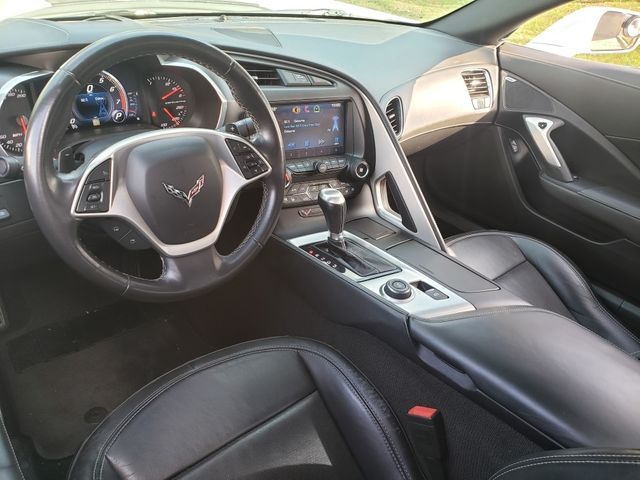 2014 Chevrolet Corvette Stingray Coupe Z51, 3LT, NAV, NPP, Auto, Blk Wheels 61k in Dallas, Texas 75220